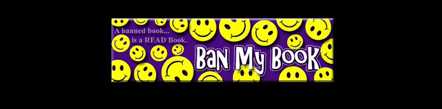 Ban My Book