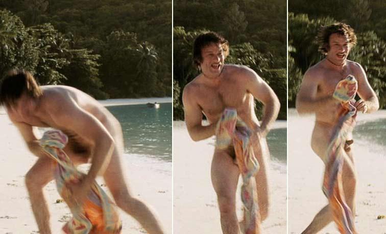 Thomas jane naked