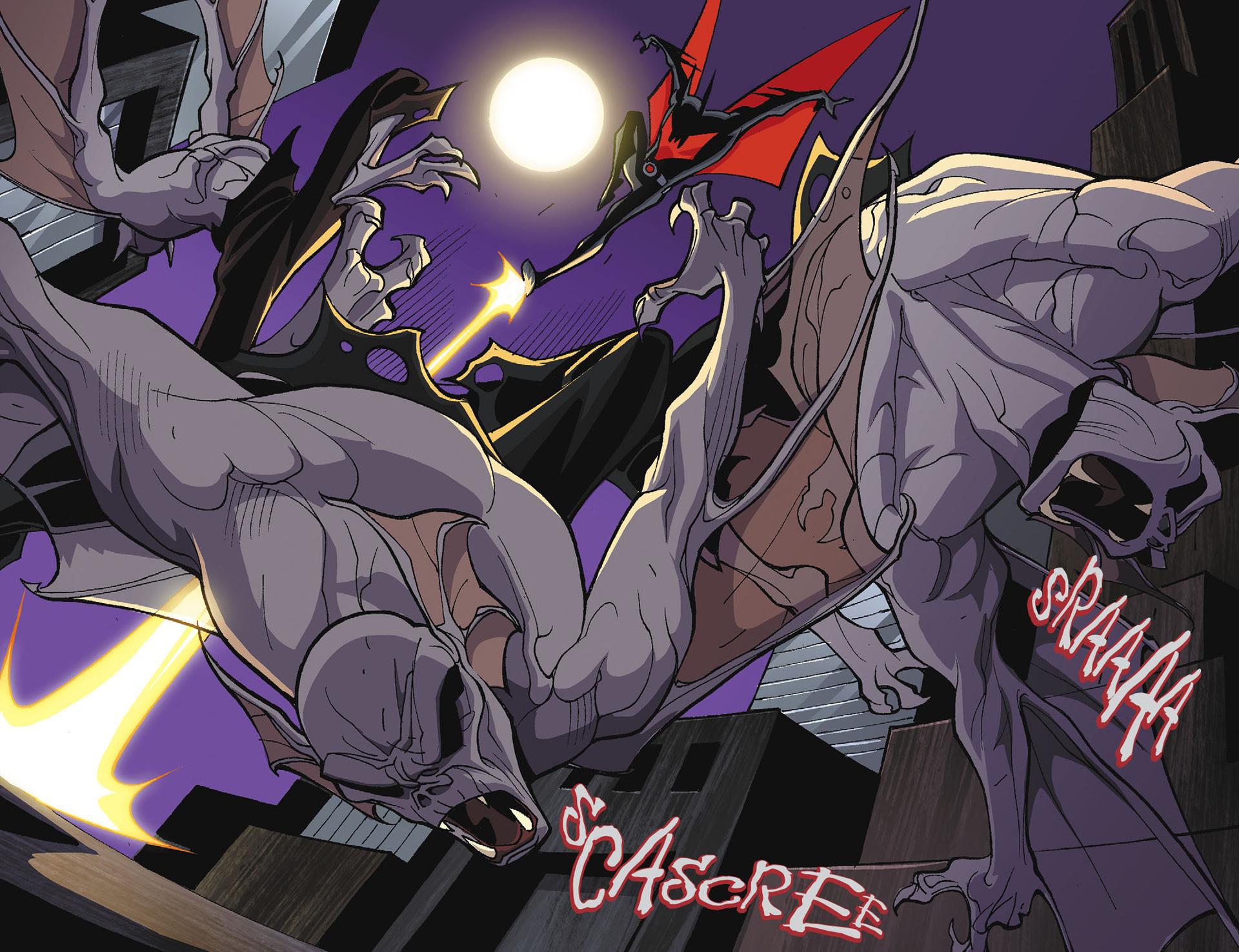 Batman Beyond 2.0 #14 #27 - English 16