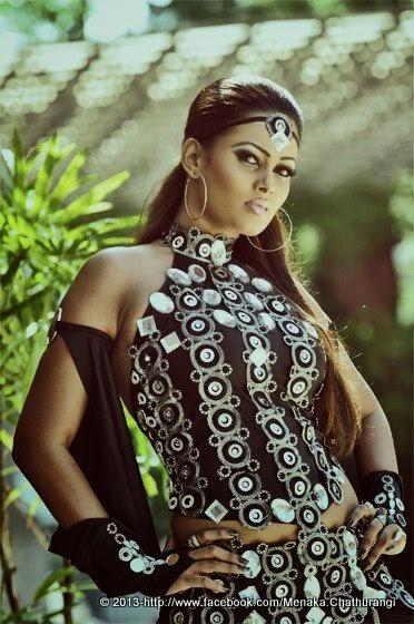 Menaka Chathurangi Peiris sl actress