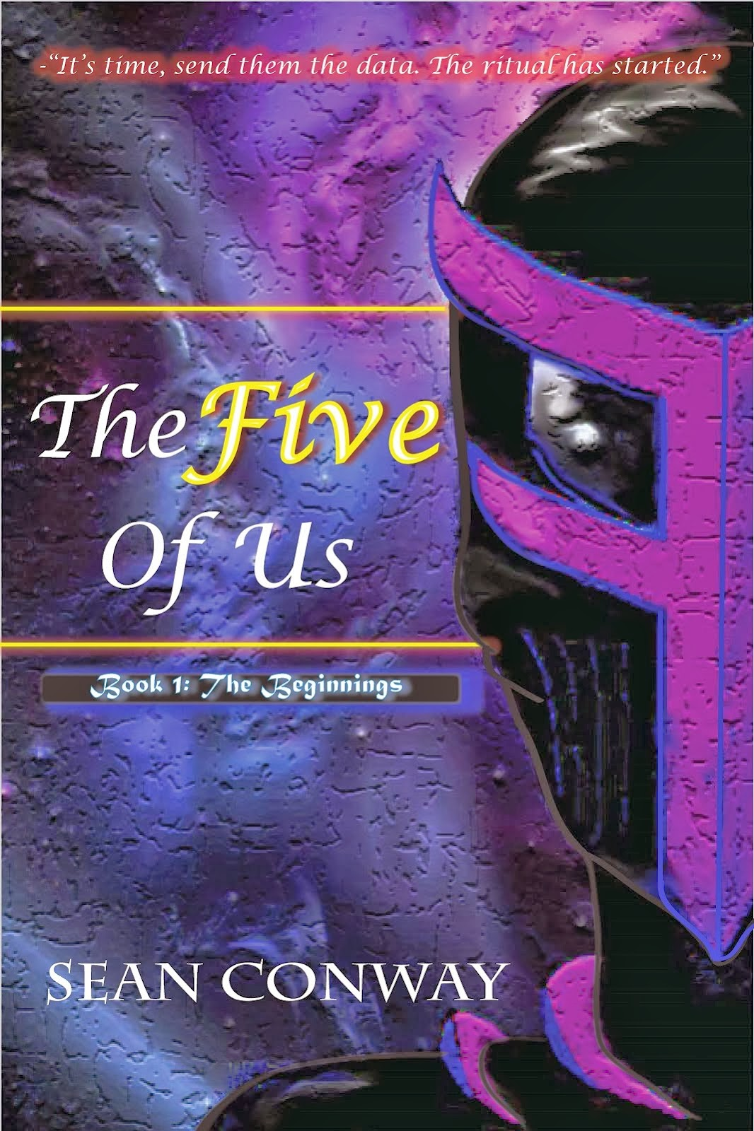 Five Of Us by Sean Conway