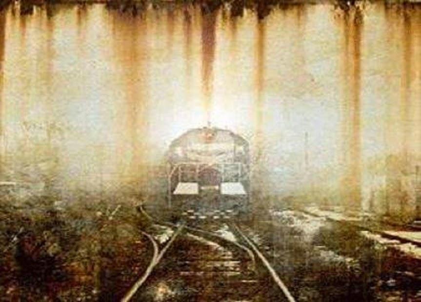 اسطورة القطار الشبح