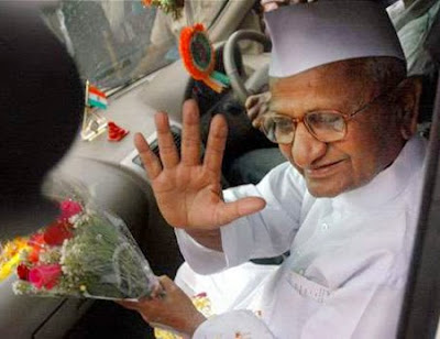 Anna Hazare's car auctioned for Rs 9.11 lakhs