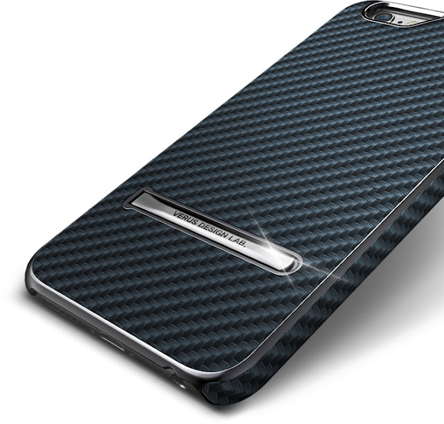 iphone 6s carbon stick stand kılıf
