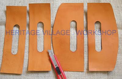 Кожаные ручки для сумок своими руками