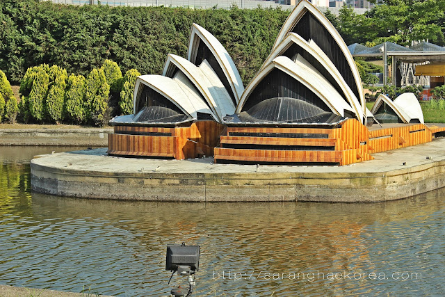 Opera House of Australia at Aiins World