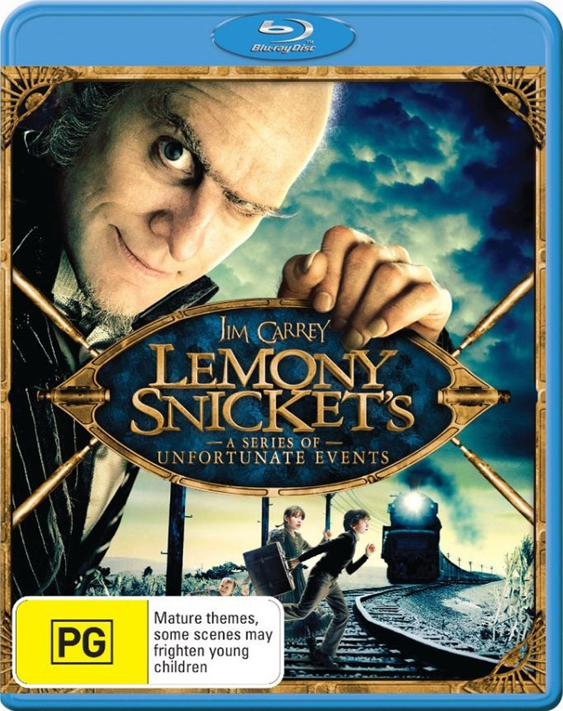 Desventuras em Série (Lemony Snicket's A Series of Unfortunate ...