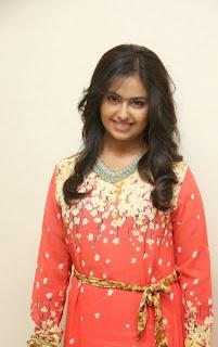 Actress Avika Gor Latest Picture Gallery at Lakshmi Raave Maa Intiki Trailor Launch 38