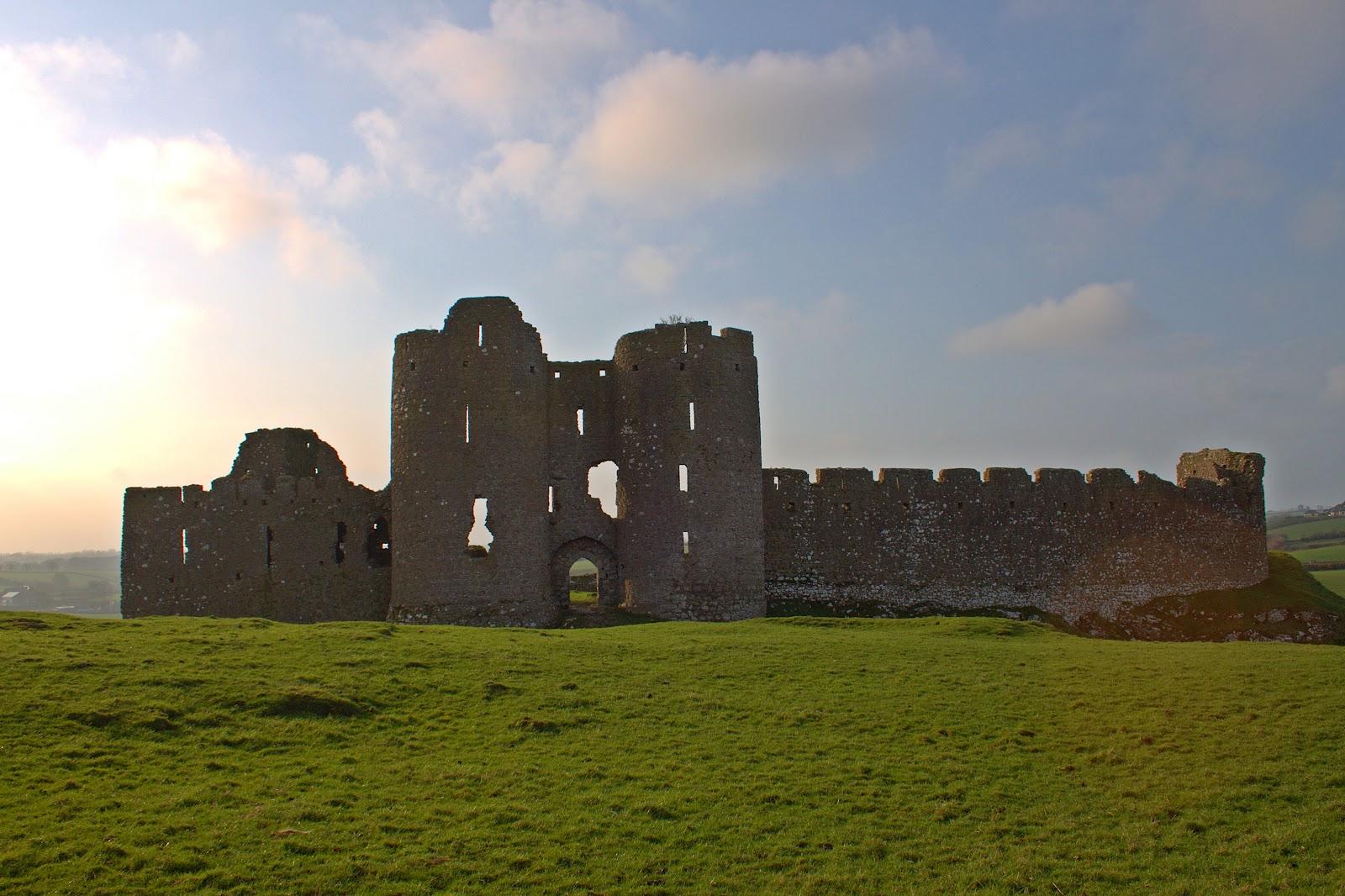 Historic Sites Of Ireland Castle Roche