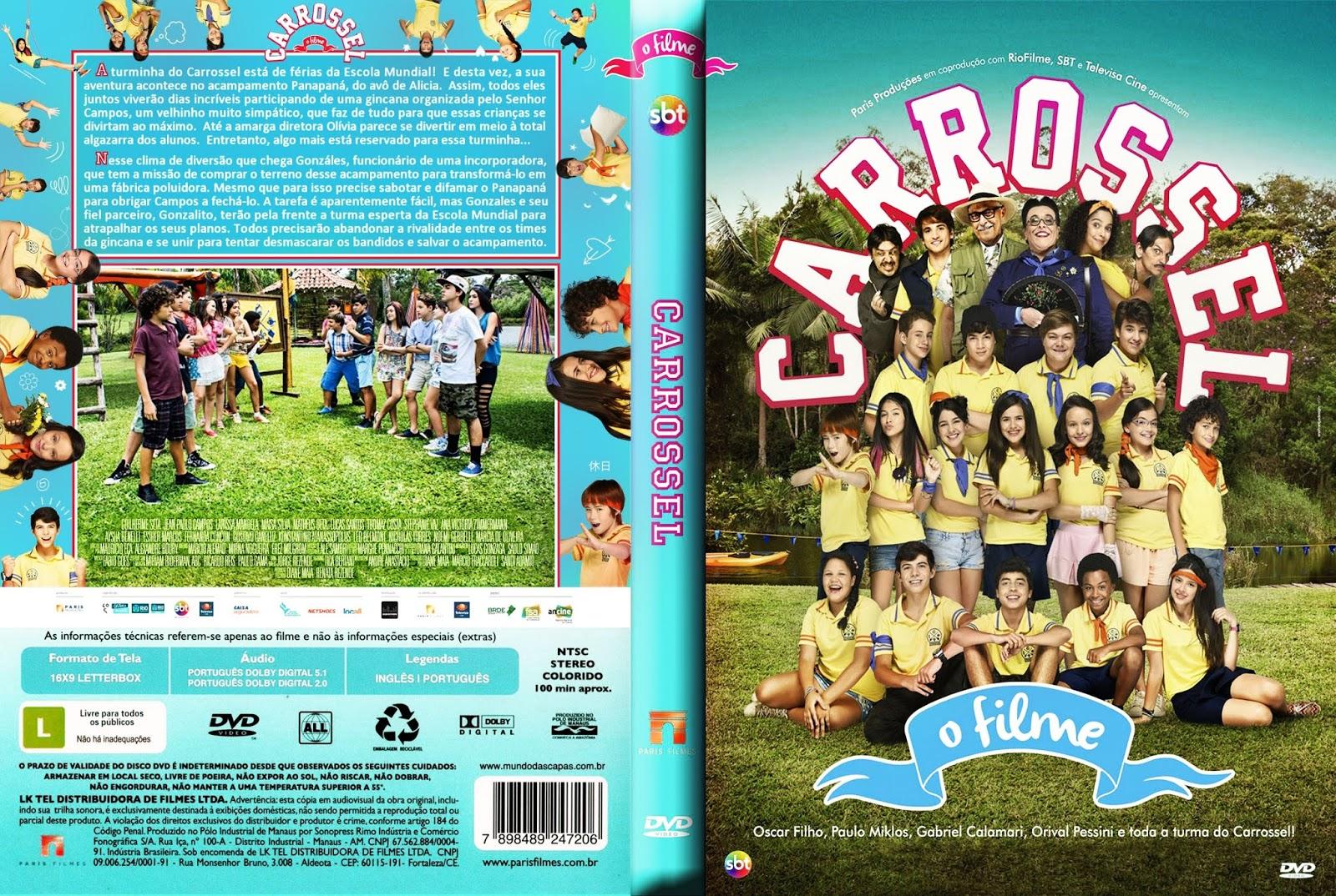 Download Carrossel O Filme DVDRip XviD Nacional gallery 175 9 614974