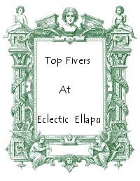 "I was one of the ""Top Fivers"" at Eclectic Ellapu's ""For the Boy"" Challenge September 2013"