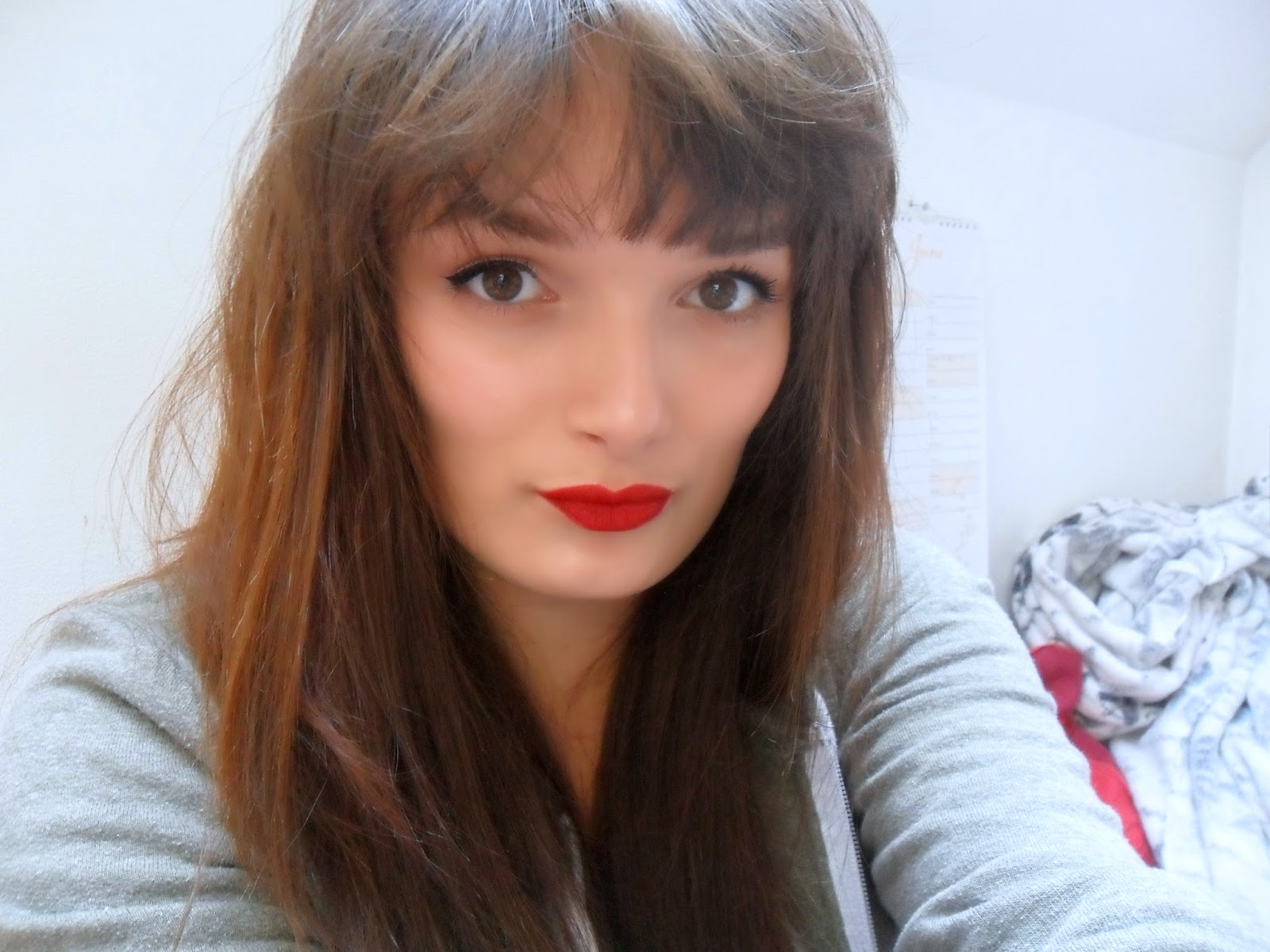 """mac russian red lipstick review"""