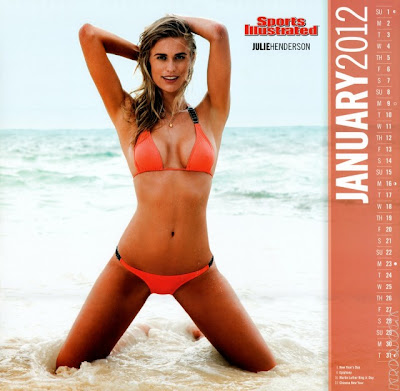 2012 Sports Illustrated Calendar-14