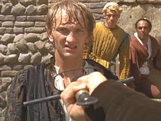 Mercutio essay