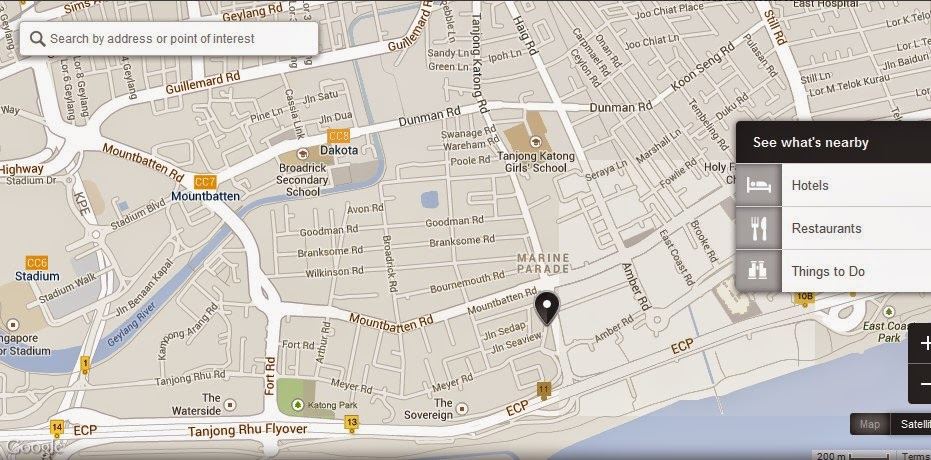 Katong District Singapore Location Attractions Map,Location Attractions Map of Katong District Singapore,Katong District Singapore accommodation destinations hotels map reviews photos pictures