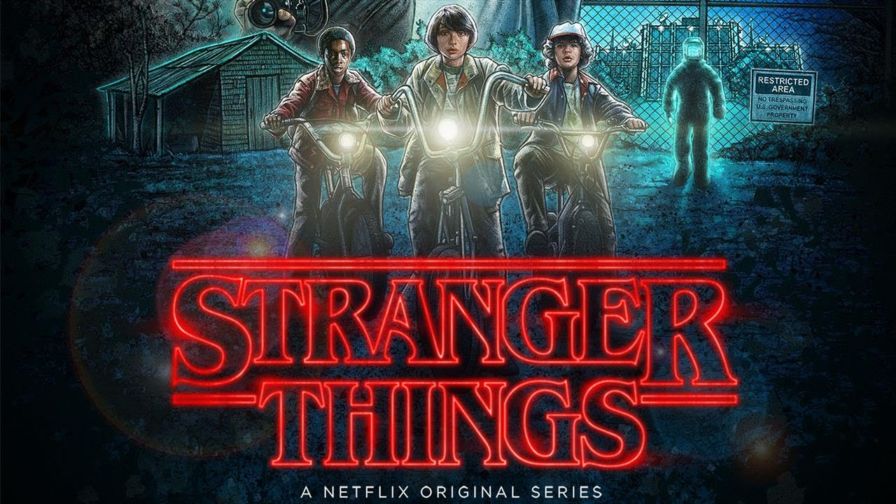 Assistir Stranger Things Dublado e Legendado