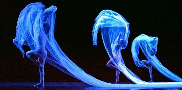 Dietro le quinte di Momix Ballet