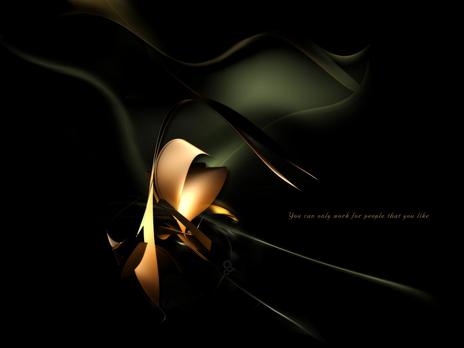 Kinds of wallpapers 3d black wallpapers for Sfondi desktop 3d