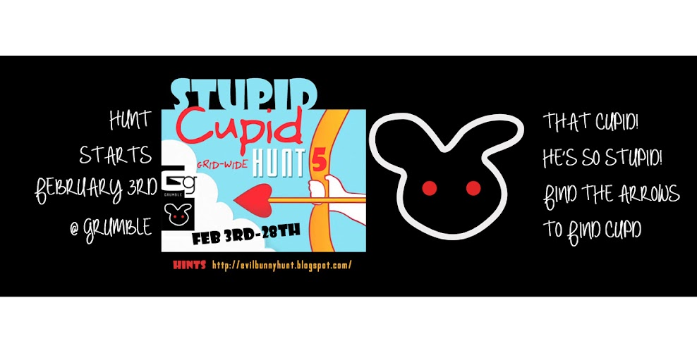 The Stupid Cupid Hunt 5