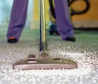 Trucos fáciles para limpiar las alfombras