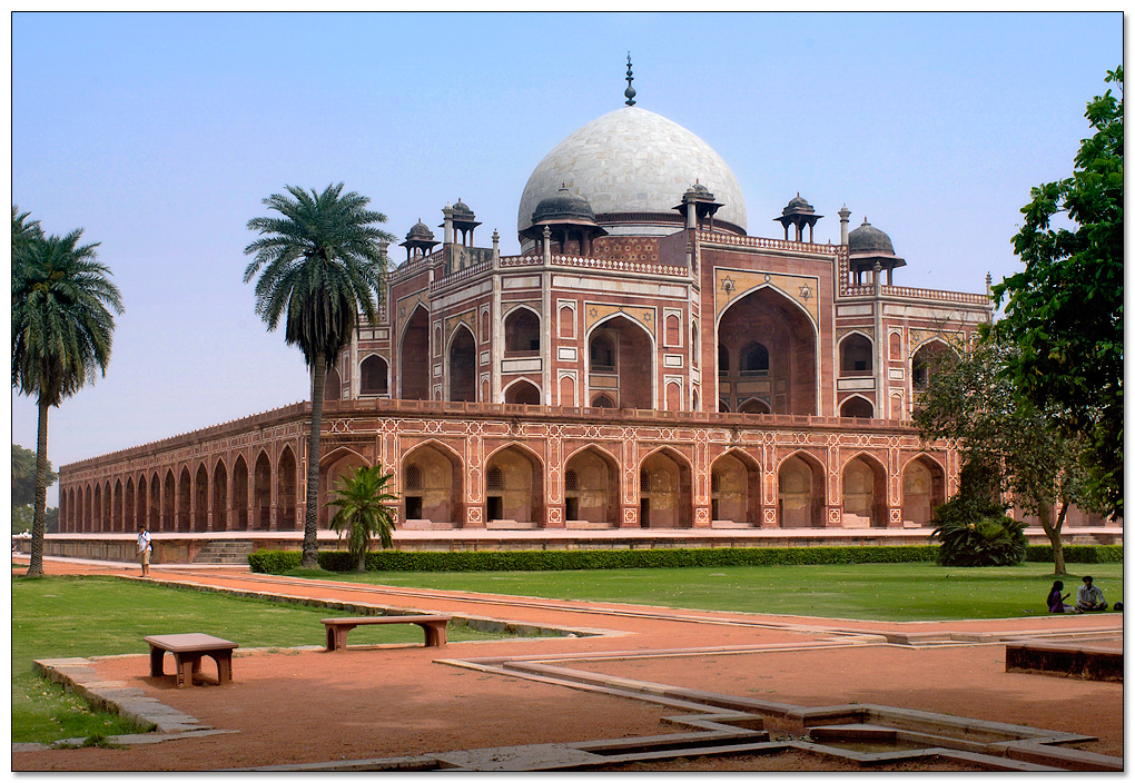 World Beautiful Places Humayun 39 S Tomb Delhi India