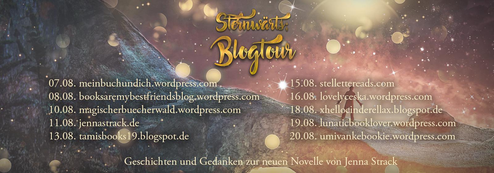 Blogtour - Sternwärts