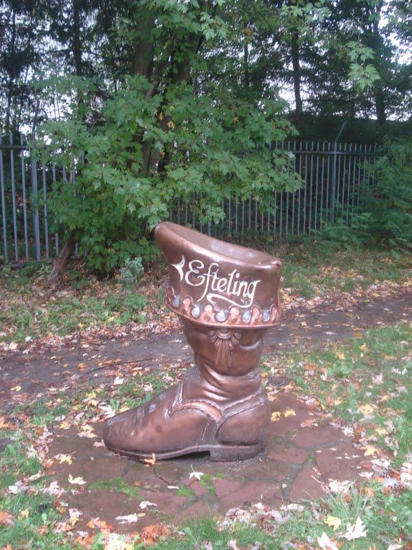 """de """"Efteling"""" in Kaatsheuvel"""