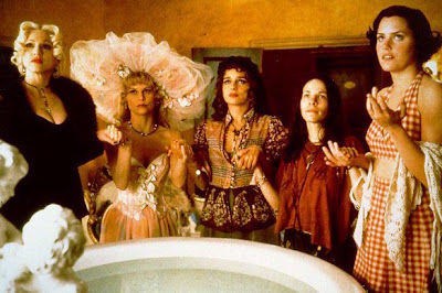 Four Rooms witch coven
