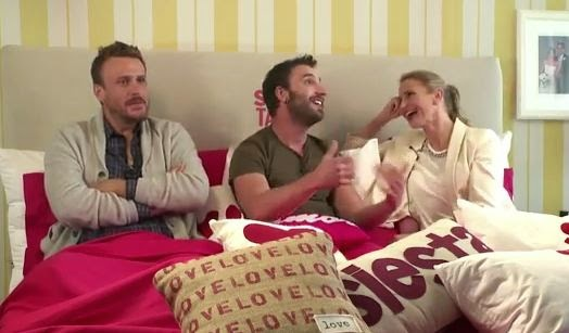 El protagonista de 'Ocho apellidos vascos' promociona 'Sex Tape'