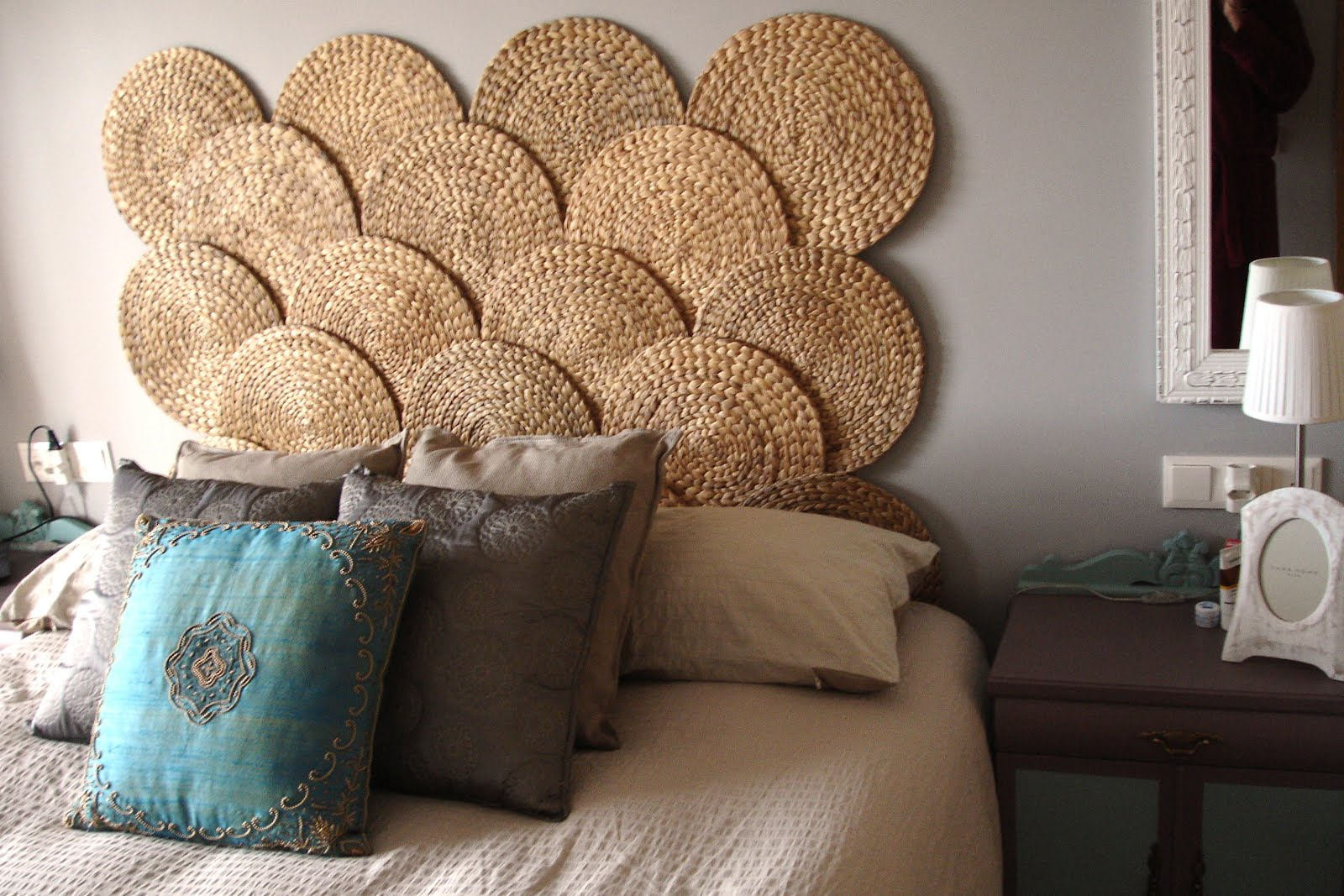 Decoraxpoco cabeceros for Cabecero cama diy