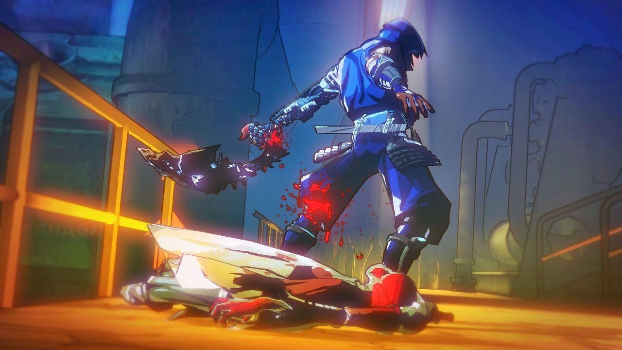 Yaiba: Ninja Gaiden Z gameplay