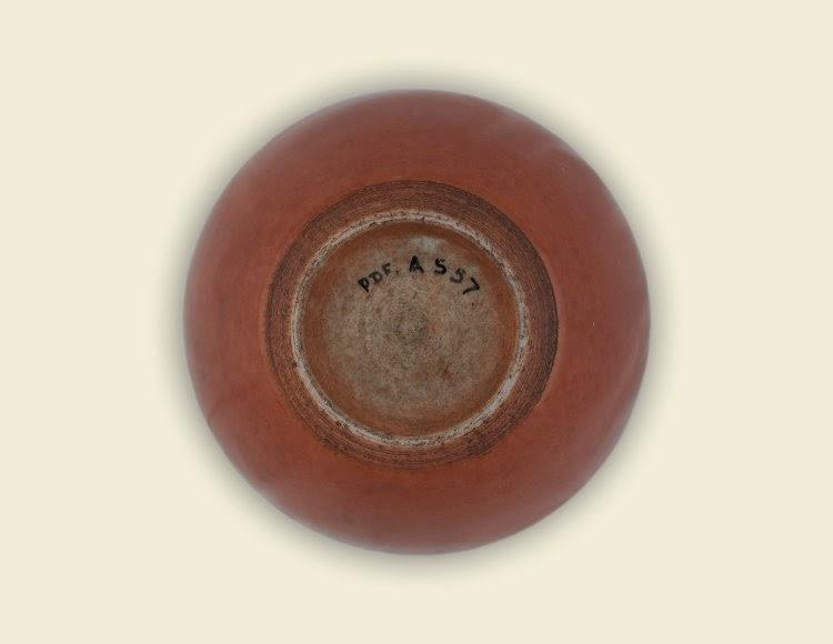 Foot Qing dynasty Vase langyao glaze