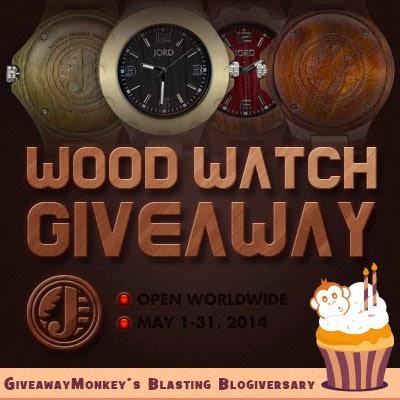 Wood Watch Worldwide Giveaway