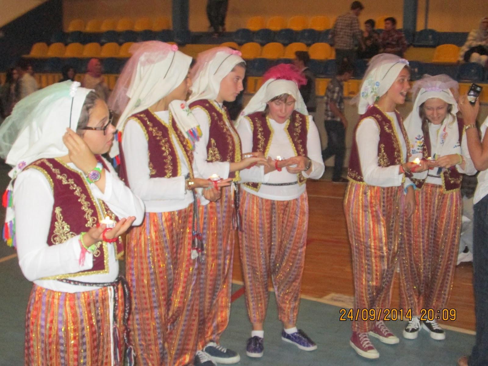 4 Elements Traditional Henna Night In Akyazi Turkey