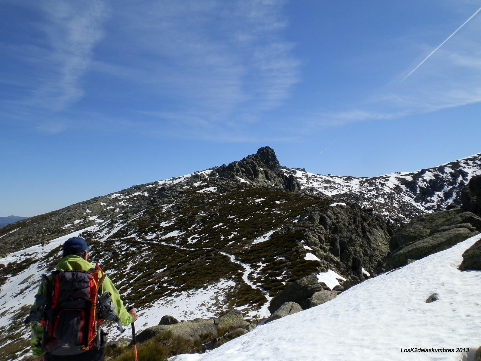Ruta La Mira, Sierra de Gredos