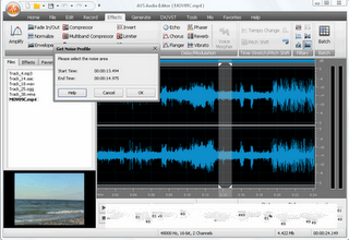 Download AVS Audio Editor 7.1.3.462 Full Patch