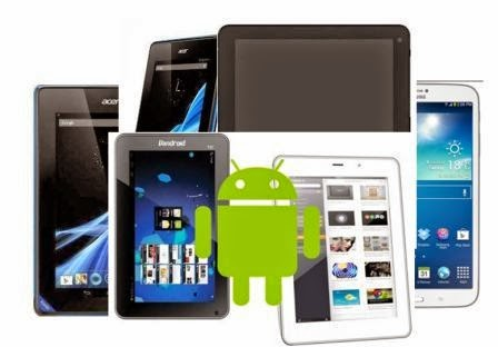 Masalah Yang Biasa Terjadi Pada Tablet Android dan Solusinya
