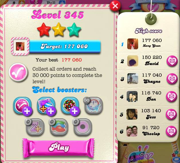 candy crush saga level 345 cheat walkthrough candy crush candy