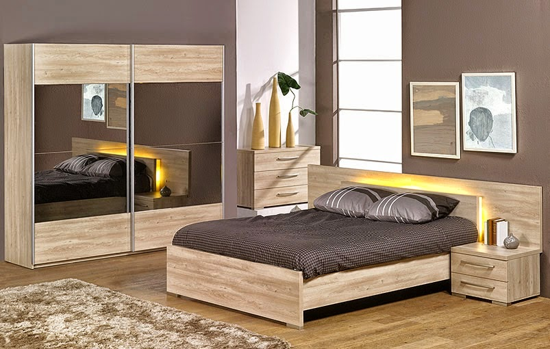 Idee pour meubler une petite chambre for Idee pour chambre adulte