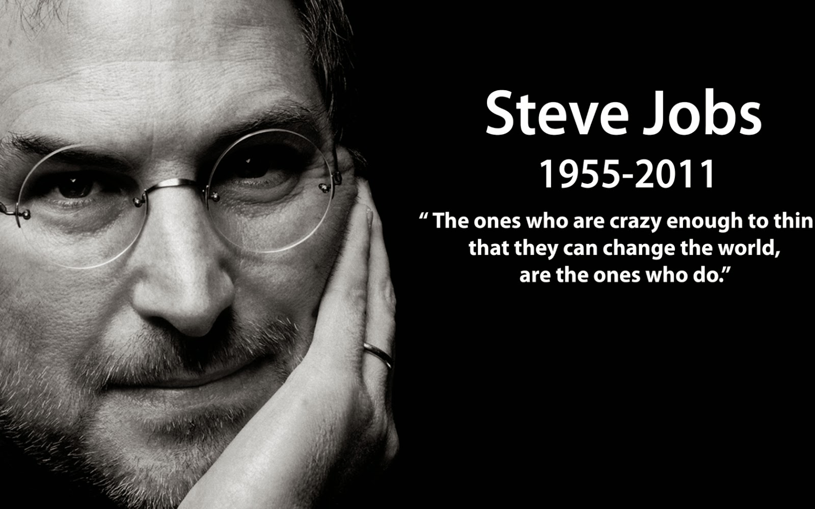 Happy Birthday Steve Jobs – An Infographic