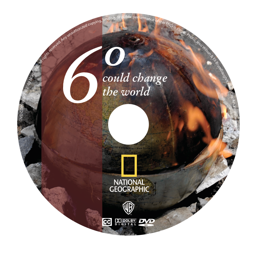 six degrees could change the world Because of an exclusivity deal with national geographic, the blu-ray edition of 'six degrees could change the world' is only available on amazoncom.