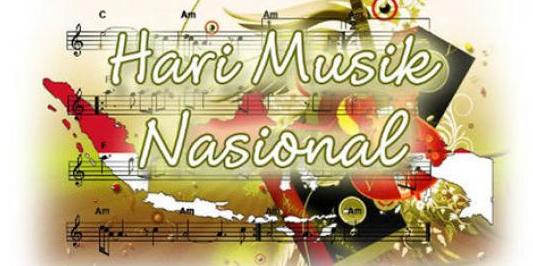Ucapan Selamat Hari Musik Nasional 2015 Bahasa Inggris Terbaru dan Artinya