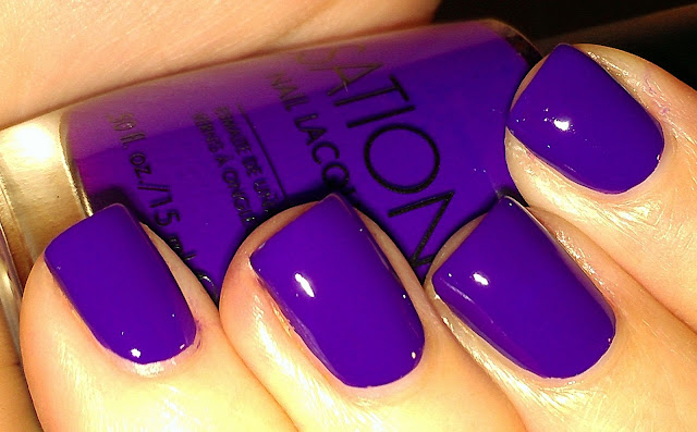 creme royal purple