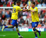 Sunderland 1 Arsenal 3