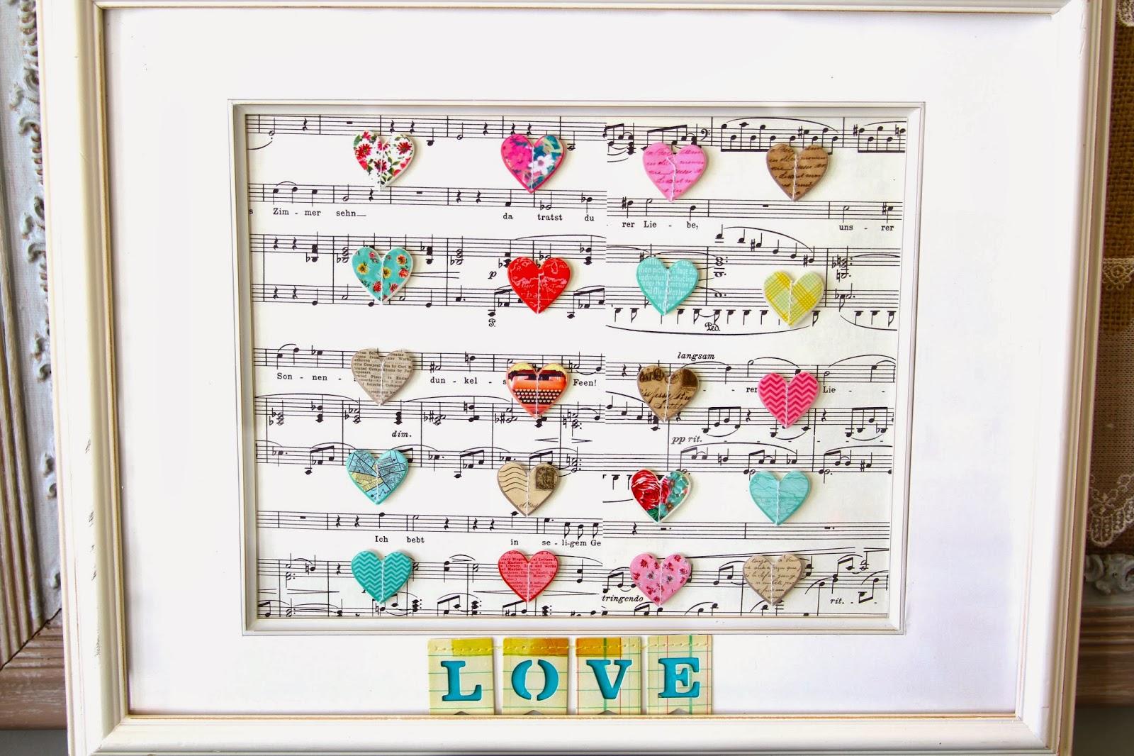 Nesting in the Bluegrass: LOVE Artwork