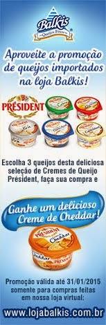 Promoção Balkis / Président