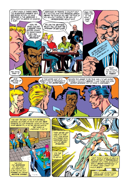 Captain America (1968) Issue #381 #314 - English 20