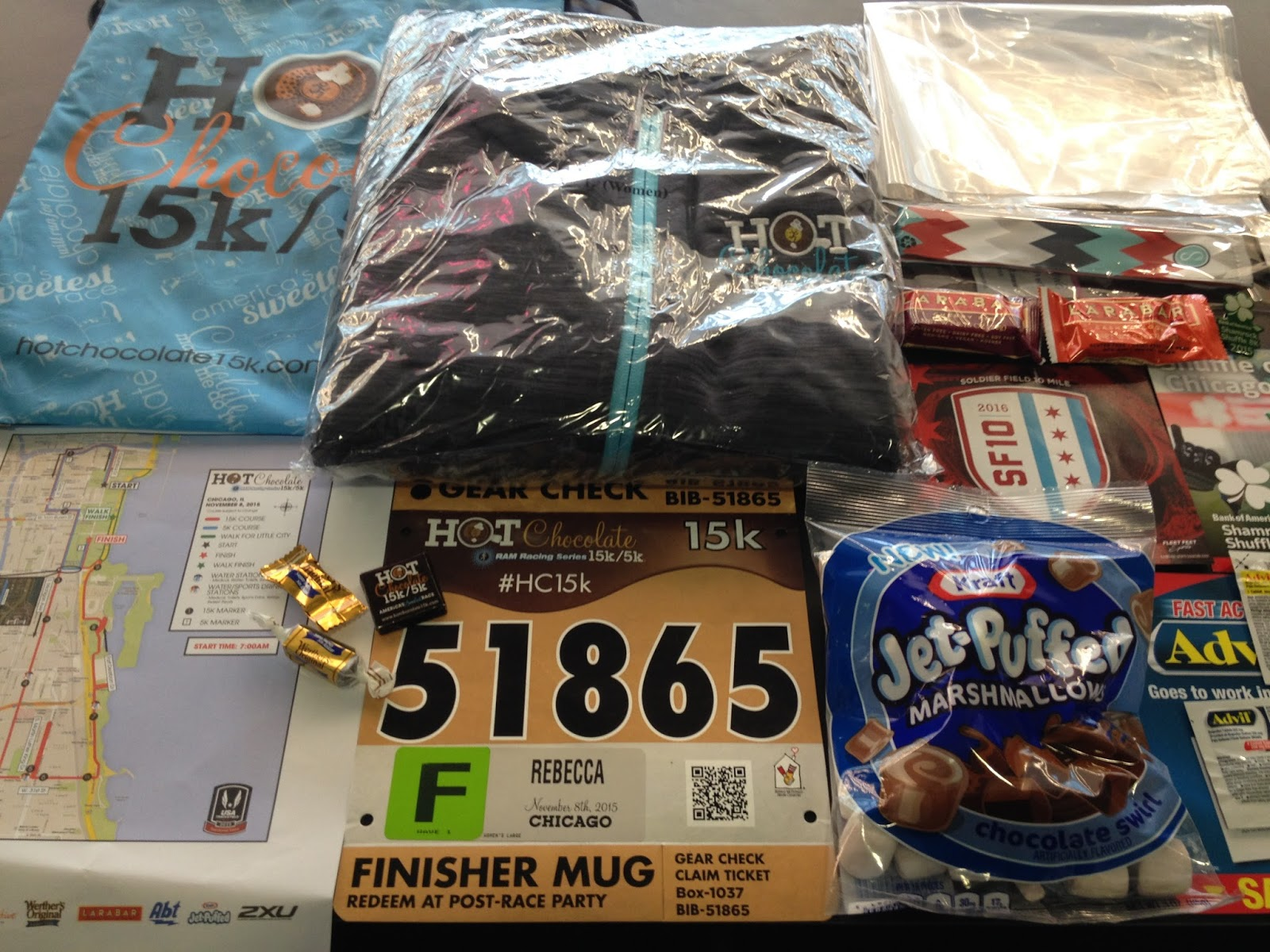 I Think I Will Run Today: 2015 Hot Chocolate 15k Recap