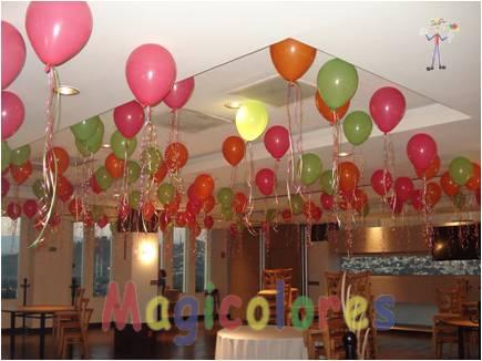 Decoracion de techos para fiestas infantiles - Decorar el techo ...