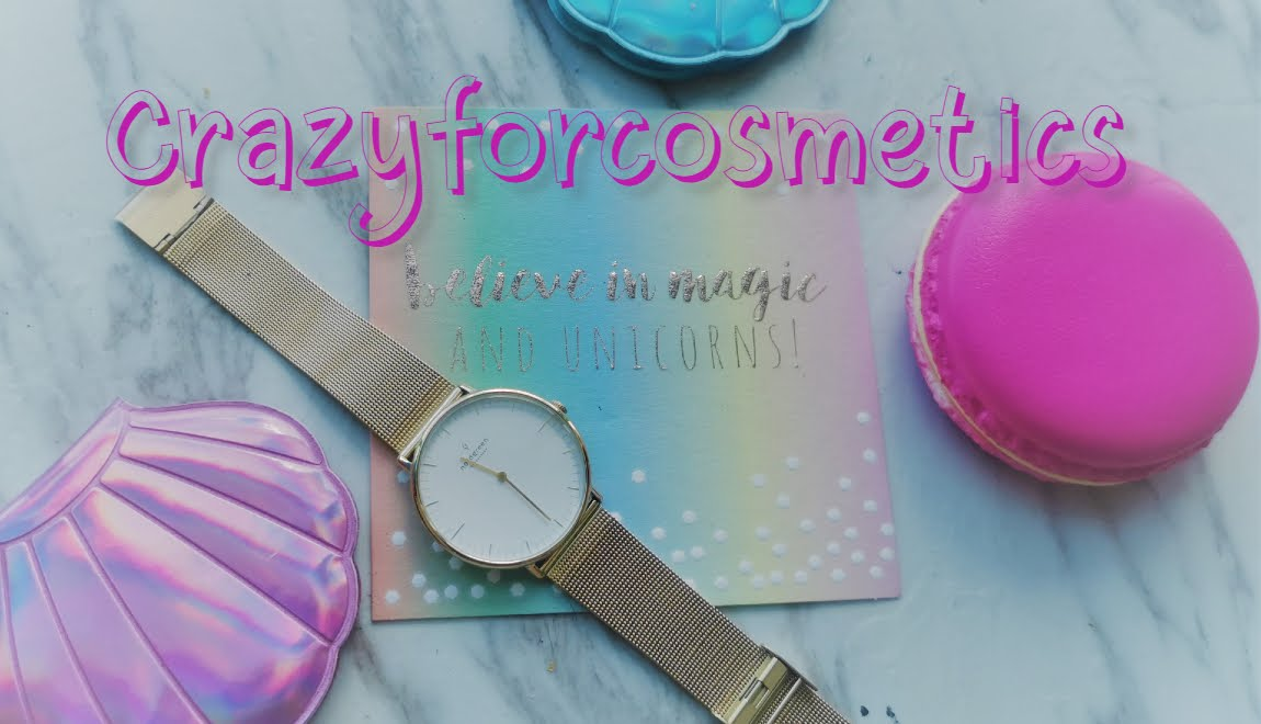 Crazy for Cosmetics- A Singapore based Beauty/ Lifestyle blog about Makeup,Lifestyle and Shopping